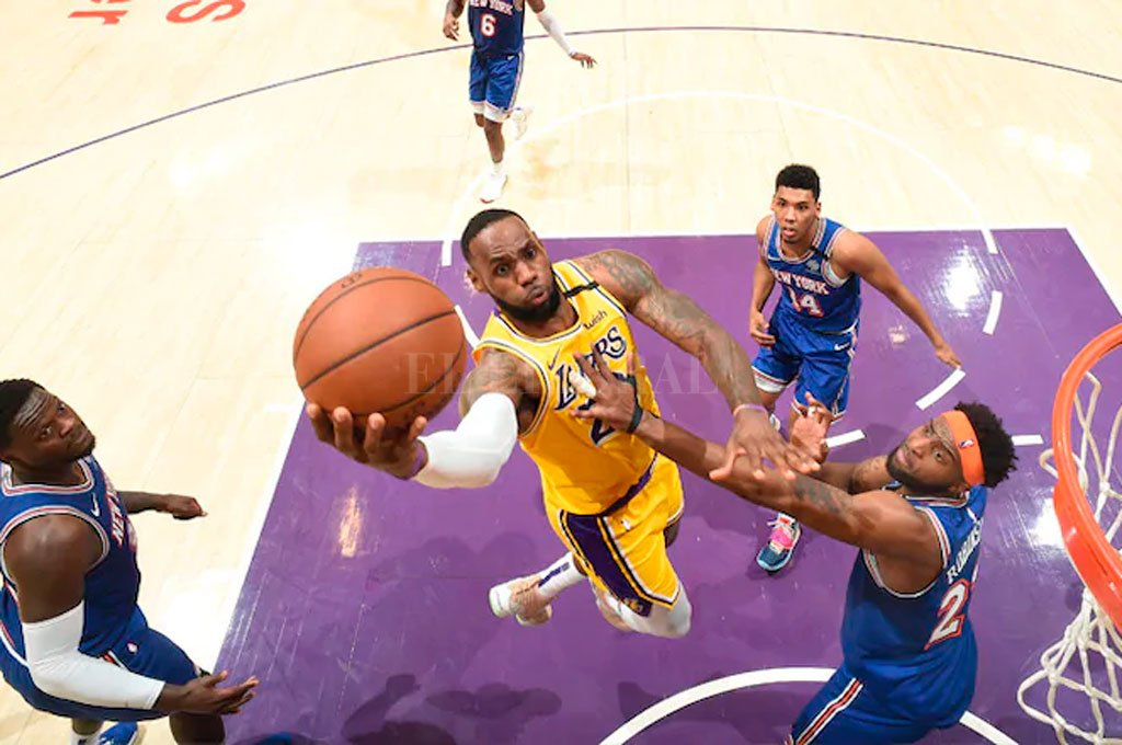 <strong>Foto:</strong> Los Lakers