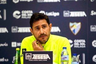 Málaga suspendió a su DT por la divulgación de un vídeo intimo