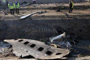 EEUU pidió las cajas negras del avión ucraniano que se estrelló en Teherán