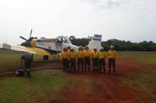 """Misiones declara """"alerta máxima extrema"""" por peligro de incendios"""