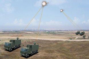 Israel anuncia un sistema láser antidrón coincidiendo con la escalada bélica en la región