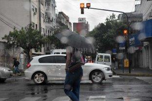 Alerta meteorológico: Lunes con lluvias y tormentas en Santa Fe -  -
