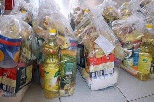 Caritas distribuyó mas de 800 mil kilos de comida ante la emergencia alimentaria