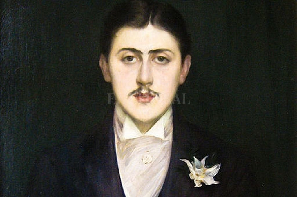 Marcel Proust. <strong>Foto:</strong> Archivo El Litoral