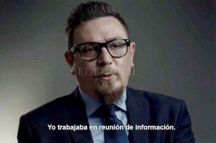 """El supuesto espía Allan Bogado dijo que el gobierno de Macri lo """"guionó"""" para declarar"""