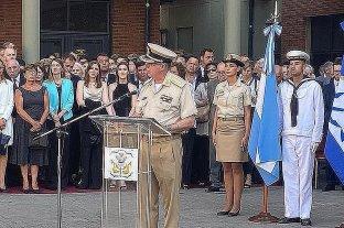 Juraron las nuevas autoridades de Prefectura Naval Argentina