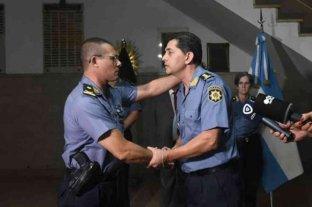 Desplazan a la cúpula de la policía de Rosario