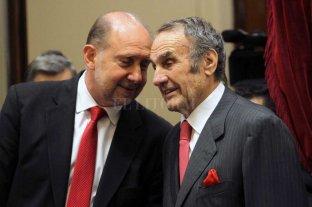 Perotti y Cristina en el podio de ausencias en el Senado