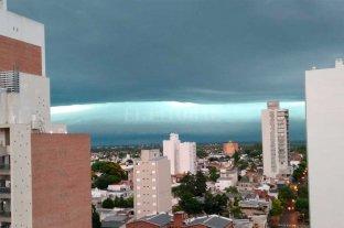 Viernes inestable y con tormentas en la ciudad