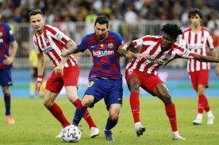 Barcelona regresa a España tras la eliminación en la Supercopa y descansa hasta el lunes
