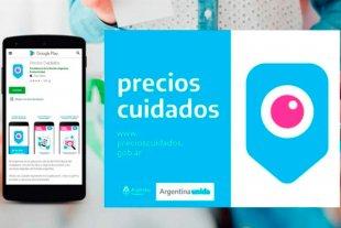 ¿Cómo funciona la app de Precios Cuidados?