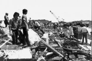 A 47 años del tornado en San Justo