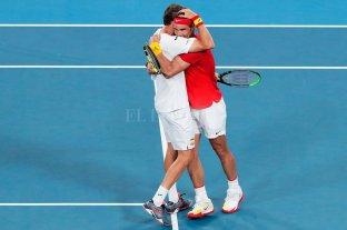 España accedió a las semifinales de la ATP Cup