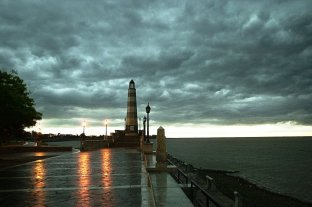 Pasó la tormenta, ¿cómo sigue el tiempo en la ciudad?