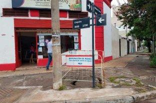 Preocupación de vecinos de barrio Mariano Comas, respuesta de ASSA