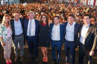 "Tras su primer mes de mandato, Fernández hizo un balance ""positivo"""