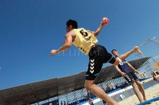 El beach handball lanza el Circuito Argentino