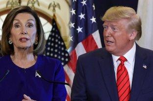 Entregarán al Senado los cargos para abrir un juicio político a Trump