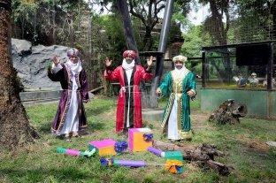 Campaña Solidaria de Reyes en Humboldt