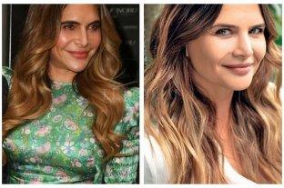 Encuesta: ¿la esposa de Robbie Williams es parecida a Amalia Granata?