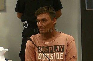 Imputaron al sospechoso de quemar viva a Florencia Coria en Villa Constitución