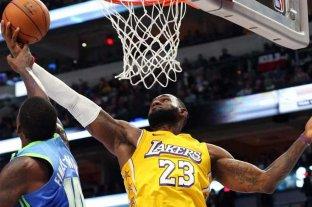 "LeBron James: ""La NBA se debe reanudar cuando se supere el coronavirus"""