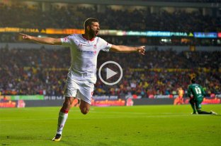 Gigliotti le dio el triunfo al Toluca en el comienzo del Clausura mexicano