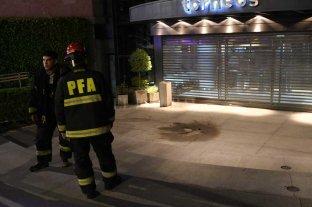 Detenido luego de tirar una bomba molotov a sede de TyC Sports