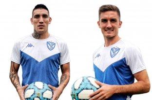 Vélez anunció la contratación de Centurión y Mauro Pittón