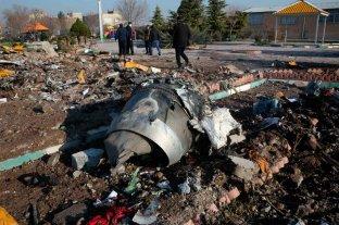 """Irán reconoce que derribó avión ucraniano por """"error"""""""