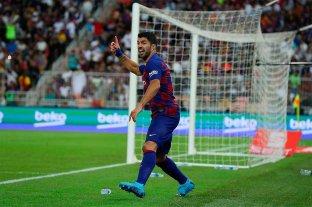 El uruguayo Suárez será operado en el menisco de su rodilla derecha