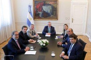 """Alberto Fernández consideró positivo haber """"tranquilizado"""" la economía"""