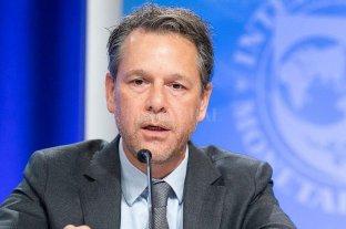 Antes de fin de mes llegará al país una misión del FMI