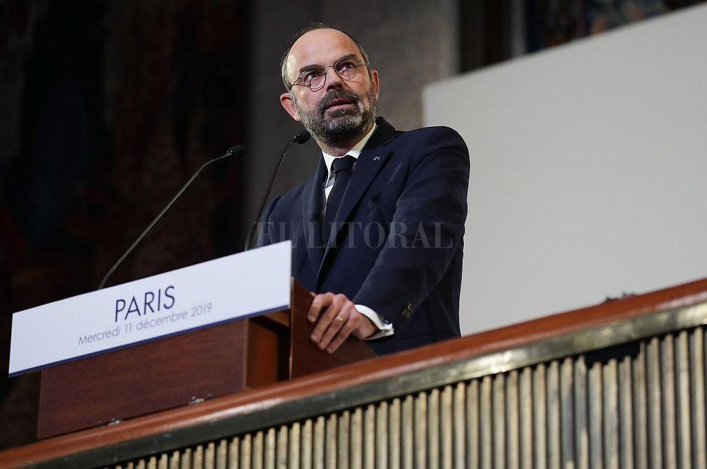 Édouard Philippe, primer ministro francés. Crédito: Twitter @EPhilippePM