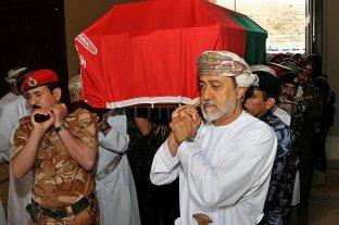 Cancillería envía condolencias a Omán por la muerte del sultán Qaboos
