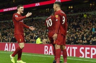 Liverpool marcó mejor arranque de la historia de la Premier League