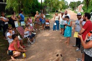 Vecinos de Colastiné Sur reclaman abastecimiento de agua potable