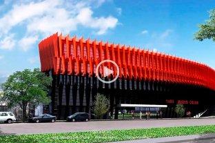 Piel de escamas: nueva sede Colón
