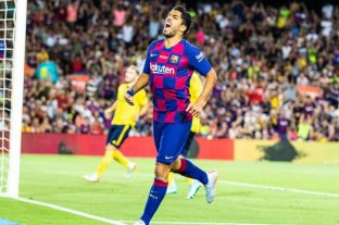 Barcelona se queda sin Luis Suárez por cuatro meses tras una operación de rodilla