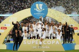Real Madrid venció por penales a Atlético de Madrid y se quedó con la Supercopa de España