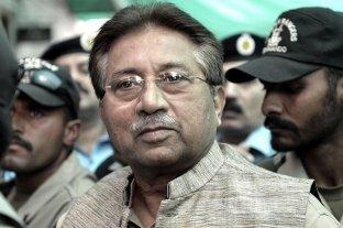 Un tribunal paquistaní anula la sentencia de pena de muerte del ex dictador Musharraf