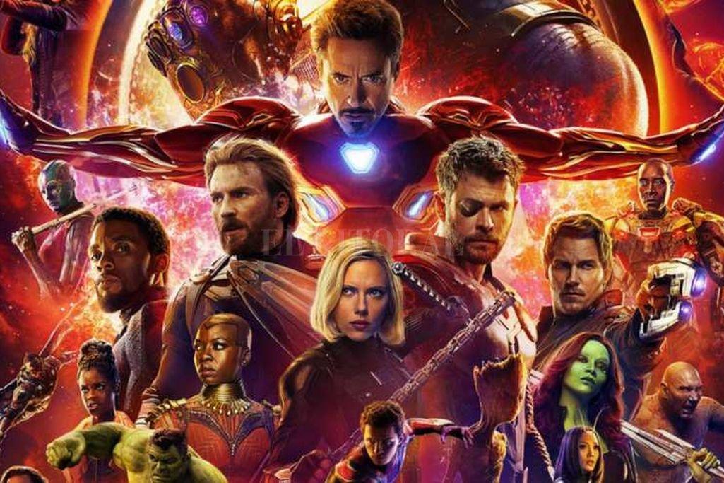 """""""Avengers: Endgame"""" embolsó el año pasado casi 2.800 millones de dólares y se convirtió en la película más recaudadora de la historia, desbancando a """"Avatar"""" (2009). <strong>Foto:</strong> Gentileza Walt Disney Pictures"""