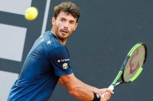 Rápidas despedidas de Londero y Delbonis en el ATP 250 de Adelaida