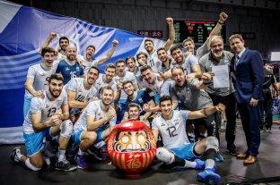 Durísimo grupo para la selección masculina de voley en los juegos olímpicos de Tokio 2020