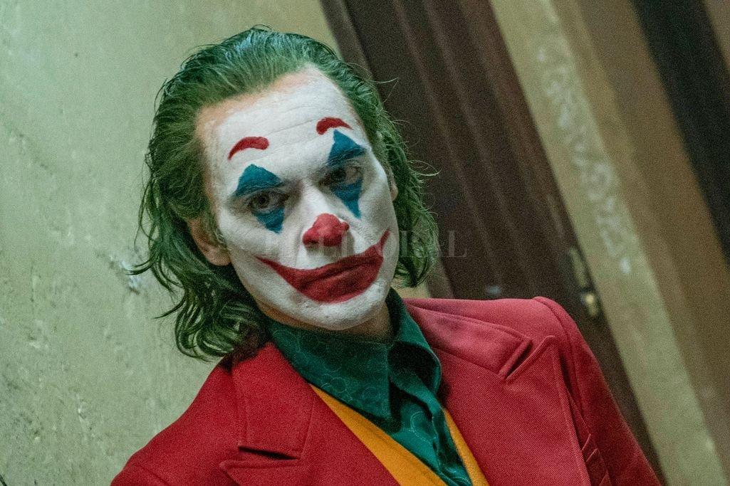 """Joaquin Phoenix es firme candidato a la estatuilla de Mejor Actor por su interpretación en """"Joker"""". <strong>Foto:</strong> Archivo El Litoral"""
