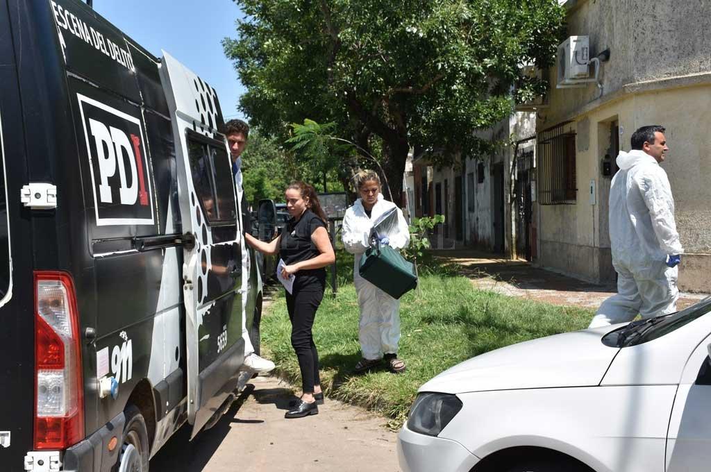 Con el crimen del jubilado en barrio Escalante, ya suman 8 los muertos en la ciudad. Crédito: Flavio Raina