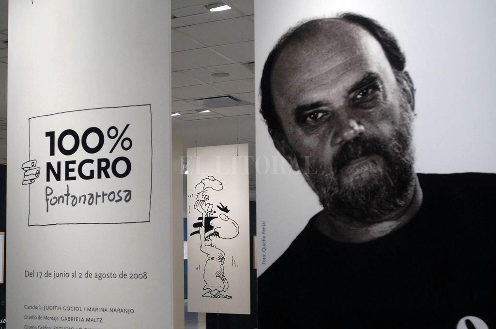 El escritor y humorista rosarino. <strong>Foto:</strong> Archivo El Litoral