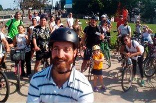 El hombre de la bicicleta