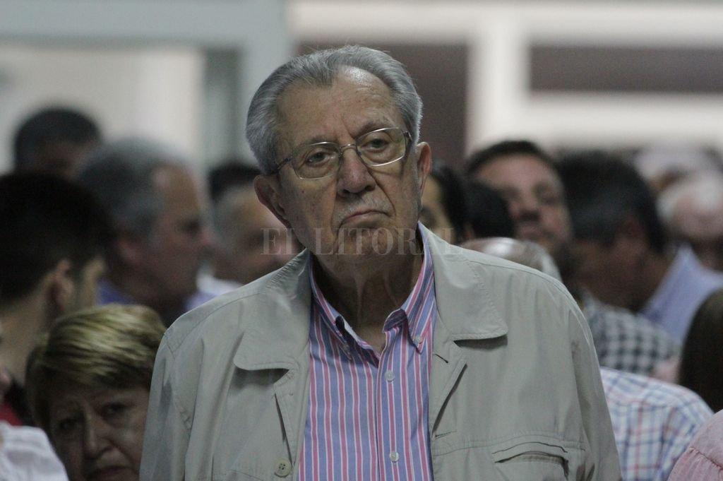 Víctor Reviglio Crédito: Archivo El Litoral