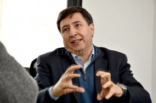 """Arroyo afirmó que la situación de Argentina es """"crítica"""" y le planteó al FMI que """"no hay espacio para más ajuste"""" - Daniel Arroyo. -"""